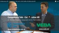 #CollaborativeHR - Competence Talk mit Dr. Ralf Gräßler (VEDA)
