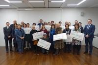 showimage Stiftung PSD L(i)ebensWert spendet sozialen Projekten  aus dem Saarland 35.500 Euro