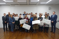 Stiftung PSD L(i)ebensWert spendet sozialen Projekten  aus dem Saarland 35.500 Euro