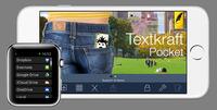 Textkraft Pocket mit Spotlight-Suche und iPhone 6s Quick-Actions