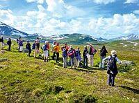 Hauptsache Bewegung ... Neue Wander- und Trekkingrouten in Europa