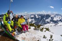 Weiße Weihnacht über dem Pillerseetal - Skispaß garantiert: Mehr als 200 km Abfahrten offen