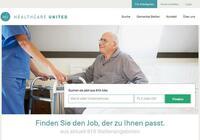 HealthCare United mit neuem Webauftritt