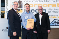 Corporate Media Awards: Zwei Filmpreise für die Videolearning-Spezialisten