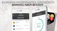 Smartphone-Girokonto: kostenloses Konto speziell für Smartphone Nutzer