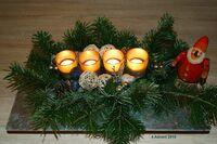 Advent, Advent, ein Lichtlein-Häuslein brennt? Rauchmelder-Pflicht in NRW
