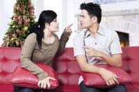 Weihnachten -  Beziehungskrise statt Fest der Liebe