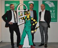 Bürgermeister Sebastian Seemüller zu Gast im Salamander Werk Türkheim/Unterallgäu