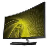 CES 2016: AOC zeigt gekrümmten 160 Hz Gaming-Monitor, Quantum-Dot-Technologie und leistungsstarkes 4K-Display in Las Vegas