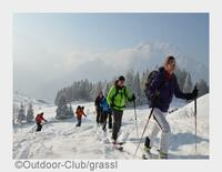 Winter-Special für aktive Familien: Abseits-Abenteuer im Verbund