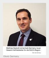 kwb Germany erweitert Vertrieb