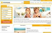 Neue Webseiten thomascook.de und neckermann-reisen.de