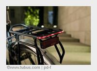 Integrationsleistung: Wie das Fahrrad mit dem Licht verschmilzt
