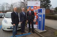 REWAG wird Mitglied im E-Mobilitätscluster Regensburg