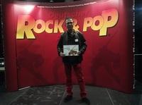 Odenwald/Hessen: Jochen Ringl von der AgenturMMM-Artist-Management beim 33. Rock & Pop Preis 2015 ausgezeichnet