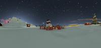 Intervideo präsentiert außergewöhnlichen 360°-Weihnachtsgruß