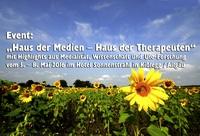 """DAR-Kongress: """"Haus der Medien - Haus der Therapeuten"""""""