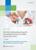 IHK-Sachkundeprüfung für Immobiliardarlehnsvermittler