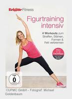 """Jetzt auf DVD: """"Figurtraining intensiv"""" mit dem besten Fitness-Mix"""