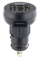 Lescars Reifendruck-Überwachungsystem