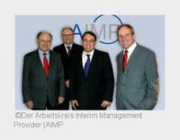 AIMP wählt neuen Vorstand