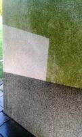 Algen von der Fassade entfernen ohne Hochdruck und Nachhaltig