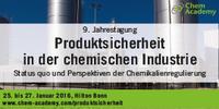 Produktsicherheit in der chemischen Industrie