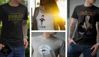 T-Shirt Fundraising für die Opfer der Pariser Terroranschläge