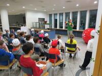 showimage Bauchredner Werner - nur für Kinder - Bauchredner Kinderprogramm