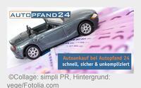 Autopfand 24 bietet auch Autoankauf an