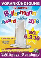 Ballermann Award - Der Partyoscar wird 10