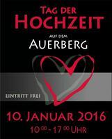 Hochzeitstag auf dem Auerberg - die Informationsveranstaltung für Brautpaare