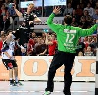 Handball-Bundesliga: HC Erlangen schlägt Neuhausen mit 26:25