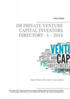 DB Private Venture Capital Investors Directory I - III Smart Money für smarte Unternehmer