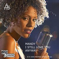 """Musik Produzentin Andrea Speck stellt ihre Top Sängerin """"Mandy"""" vor."""