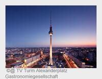 Fernsehturm - Facility Management im höchsten Gebäude Deutschlands