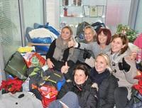 Schüler und Eltern des Jules Verne Campus sammeln winterfeste Kleidung für obdachlose Kinder und deren Mütter des HORIZONT e.V.