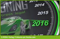 """Das Beste für 2016? """"TUNING: street legal"""" - ab sofort für 20.16 EUR"""
