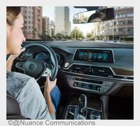 Natürlich-sprachliche Infotainmentsysteme im Auto mit Dragon Drive von Nuance