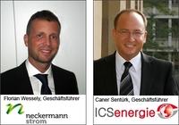 Eine exklusive Partnerschaft für die Energiewende: Neckermann Strom und ICS Energie kooperieren