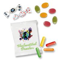 Kreatives Wurfmaterial mit eigenem Logo zum Karneval