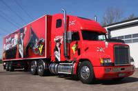 Großer Erfolg mit Infomobil für Edeka Truck Promotion