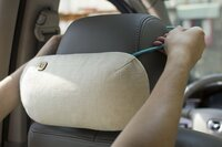 Dieser Lufterfrischer für das Auto wirkt natürlich mit Bambuskohle