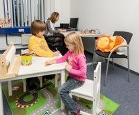 hl-studios richtet Eltern-Kind-Zimmer ein