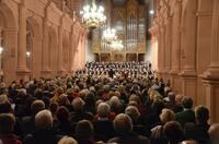 Monteverdichor Würzburg eröffnet Konzertsaison mit den Nürnberger Symphonikern