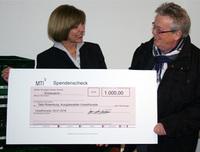 Machwürth Team unterstützt die Tafel Rotenburg, Ausgabestelle Visselhövede