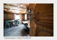 Hotel Rütihof wieder eröffnet!