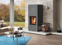 Wohlige Wärme aus dem Kaminofen: Es muss nicht immer nur Holz sein