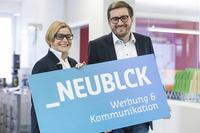 Dürener Werbeagentur wortsuchttext heißt jetzt _NEUBLCK