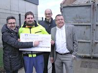 Weltrekord für Charity-Initiative